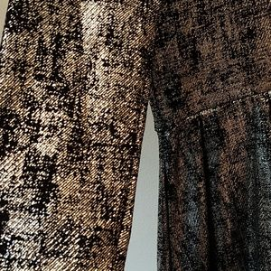 one clothing Dresses - Shimmery Gold Dress